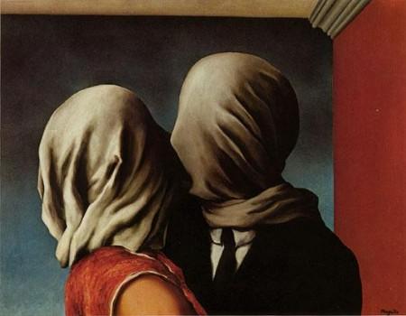 Magritte - El Beso